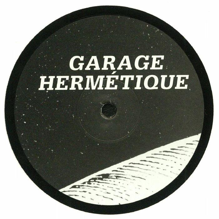 "( GH 04 ) ONI KI - FM Fatale EP- (12"") - Garage Hermetique"