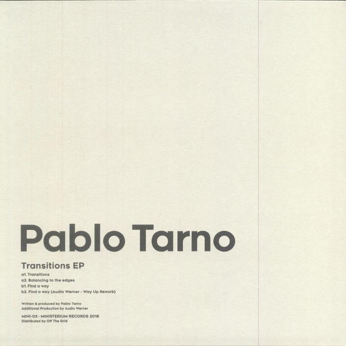 ( mini 03 )  Pablo TARNO - Transitions EP - Ministerium Portugal