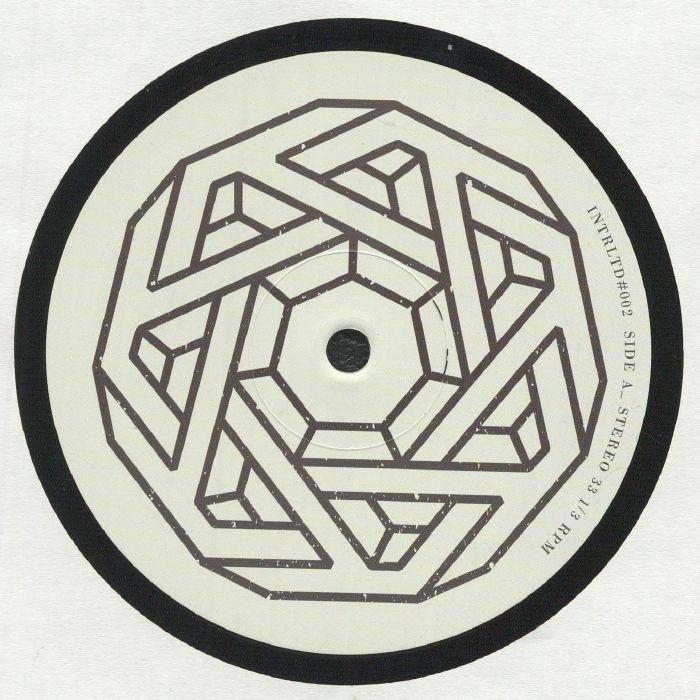 "(  INTRLTD 002 ) E DWARD / MENNIE / LORENZO MAGNOZZI / BCFHBH - Introspection 02 (12"") Introspection Recordings Germany"