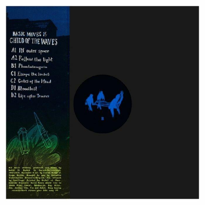 """( BM 15 ) CHILD OF THE WAVES - Basic Moves 15 (double 12"""") Basic Moves"""