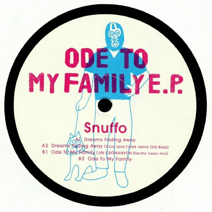 "( FLKG 06 )  SNUFFO - Ode To My Family EP (12"") Florklang"