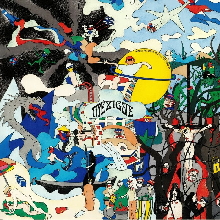 ( DKOLP 06 ) MEZIGUE - Le Meilleur Titre Pour Un Album (2xLP) D.KO France