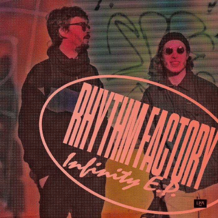 "( LPA 025 ) RHYTHM FACTORY - Infinity EP (12"") La Pena Germany"