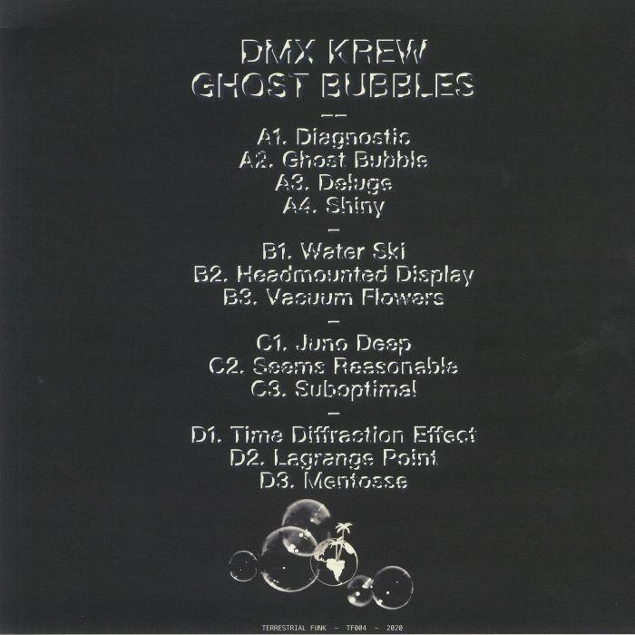 ( TF 004 ) DMX KREW - Ghost Bubbles (2xLP) Terrestrial Funk