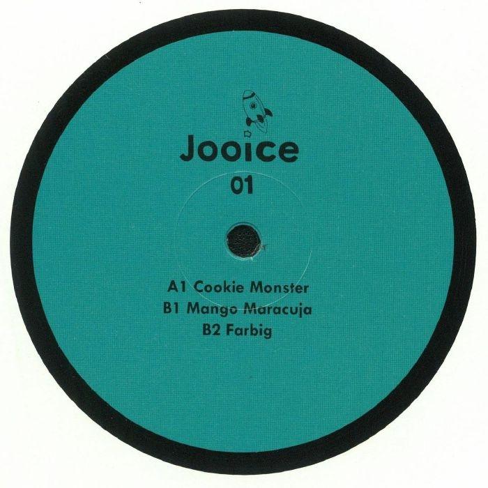 "( JOOICE 001 ) MATHIAS WAGNER - Jooice 001 (12"" limited to 300 copies) Jooice"