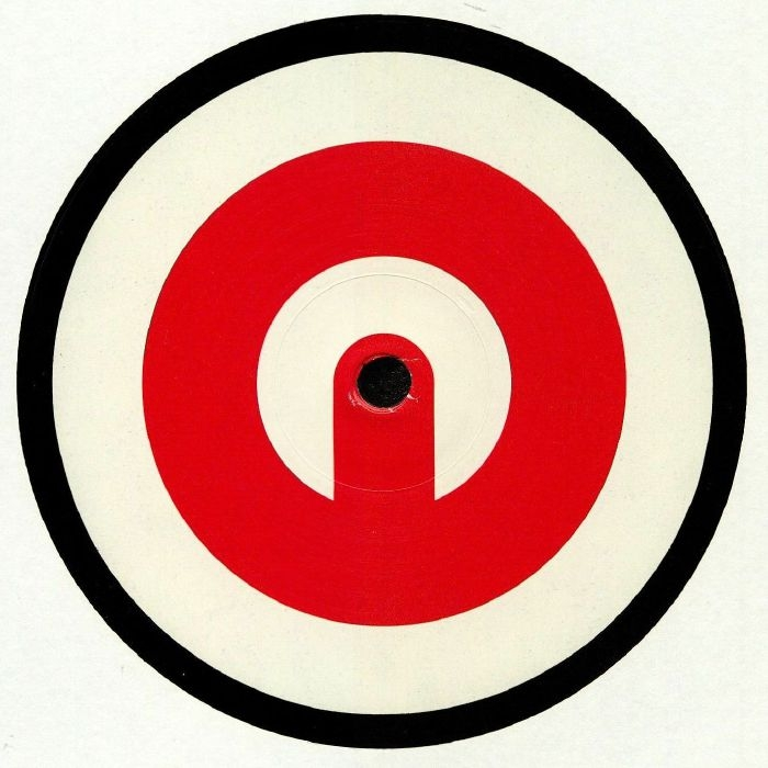 "( KNTRST 004 ) Luca PIERMATTEI - Carefree Sweetness EP (12"") Kontrast Music"