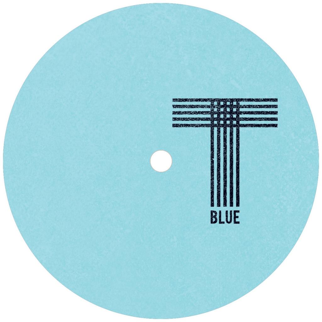 "( TQR 022V ) HOWL ENSEMBLE - Be Punk As Fuck EP (blue marbled vinyl 12"") Turquoise Blue"