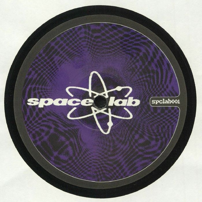 "( SPCLAB 001 ) Adam PITS / DESERT SOUND COLONY / DR BAIRD / BREAKA / INNER ZONE - Cosmic Bubbles EP (12"") Space Lab"