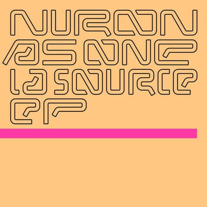 """( ASGDE 031) NURON / AS ONE - La Source (180 gram vinyl 12"""") De:tuned"""