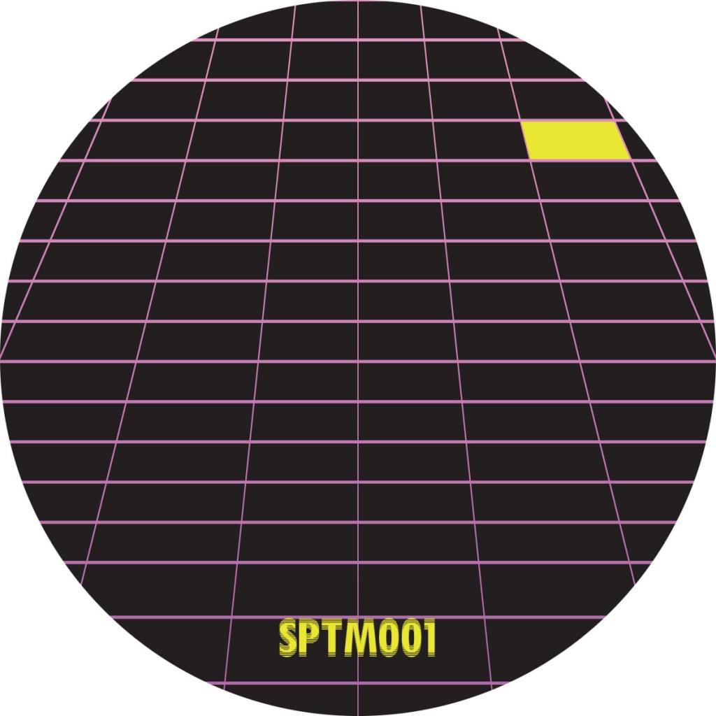 "( SPTM 001 ) Freddy FRESH - Moving Forward (12"") Spaziotempo Italy"