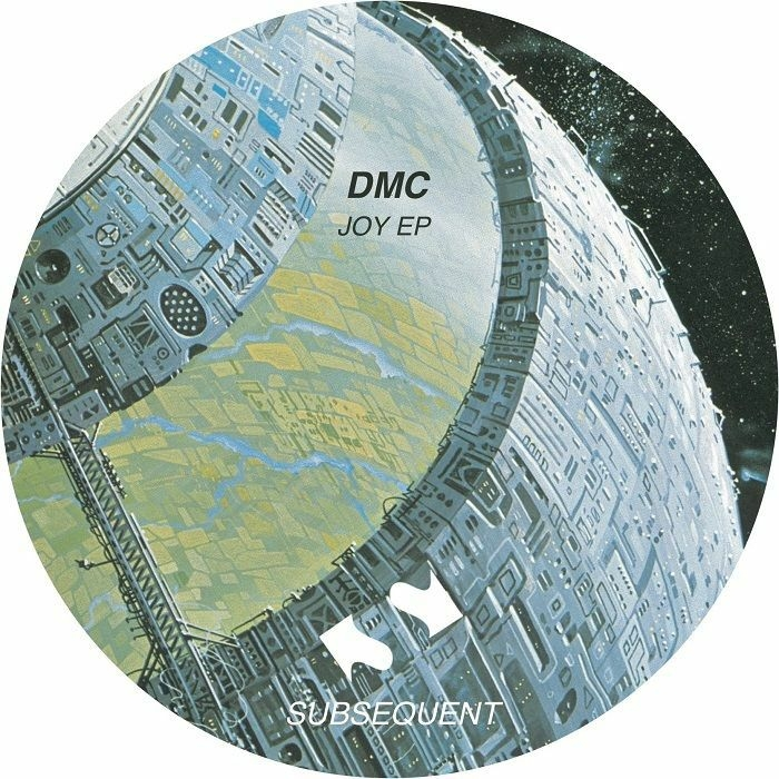 """( SUB 012 ) DMC - Joy EP (12"""") Subsequent"""