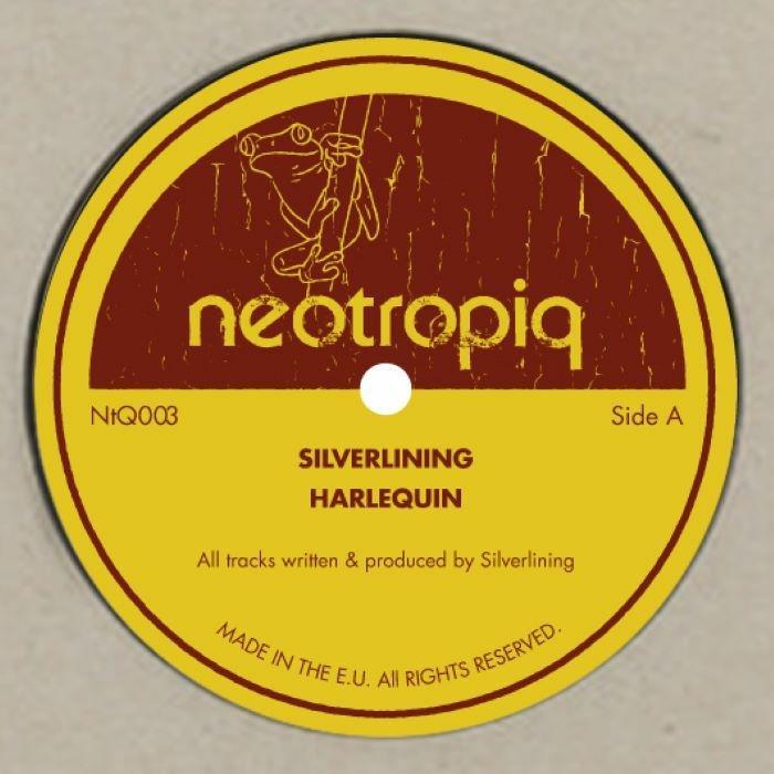 """( NTQ 003 ) SILVERLINING - Neotropiq 003 (12"""") Neotropiq Spain"""
