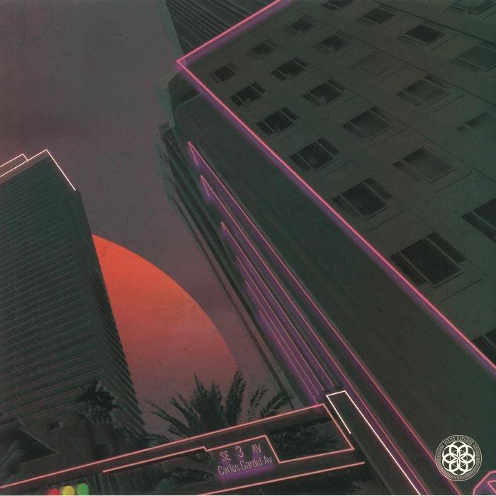 "( VRV 009 ) CAMELIA - No Room EP (12"") Vivus Germany"