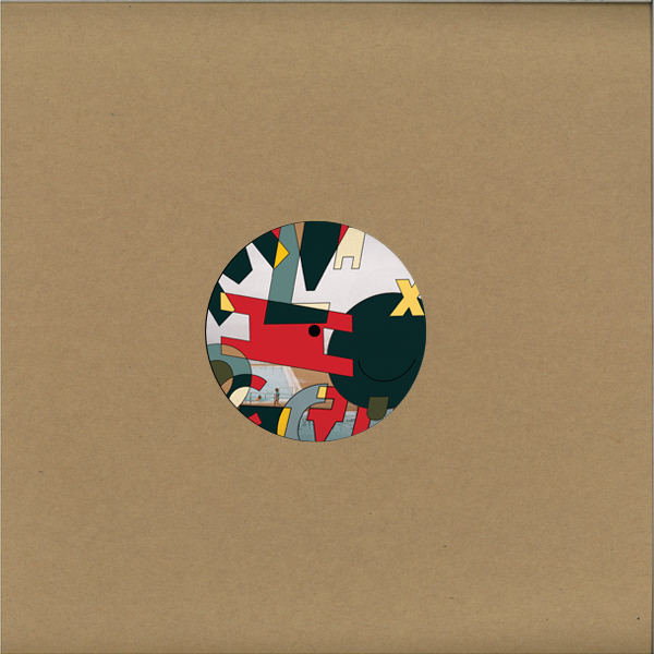 "( LMML 18 )  POHL - Against Adversities EP (12"") LowMoneyMusicLove"