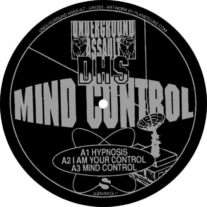 "( UA 1201 ) DHS - Mind Control (12"") Underground Assault"