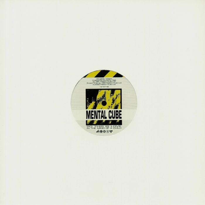 "( 12TOT 49 ) MENTAL CUBE - Mental Cube (Future Sound Of London production) (12"") FSOL Digital"