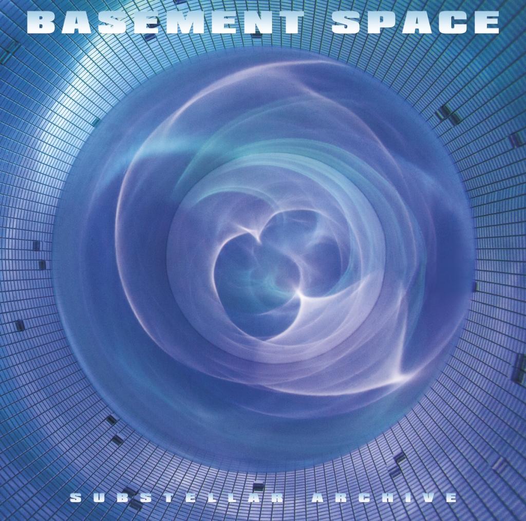 "( SL 027 ) BASEMENT SPACE - Substellar Archive (2x12"" LP) Slow Life"