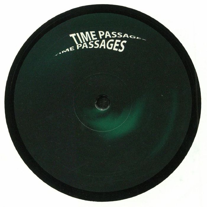 """( TP 09 ) Evan BAGGS - Atonement (12"""") Time Passages Germany"""