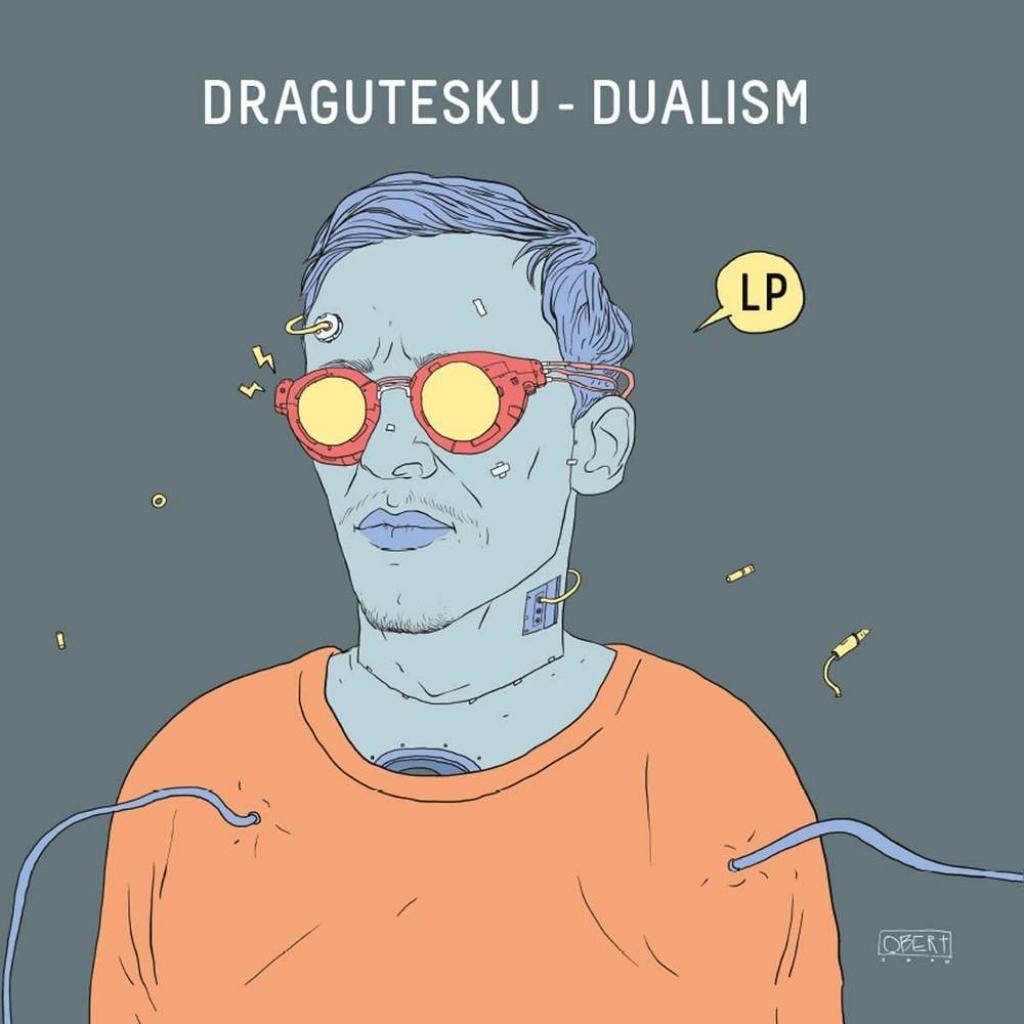 "( DRGL 001 ) DRAGUTESKU - Dualism (Gatefold /180G 2x12"" Vinyl) DRG LIMITED"