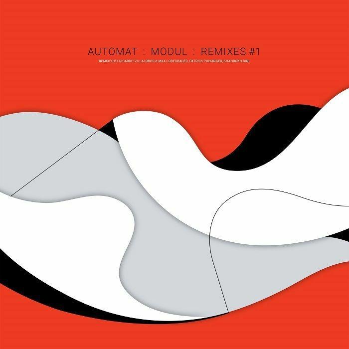 "( CPT 559-1 ) AUTOMAT - Modul Remixes #1 (12"") Compost Germany"