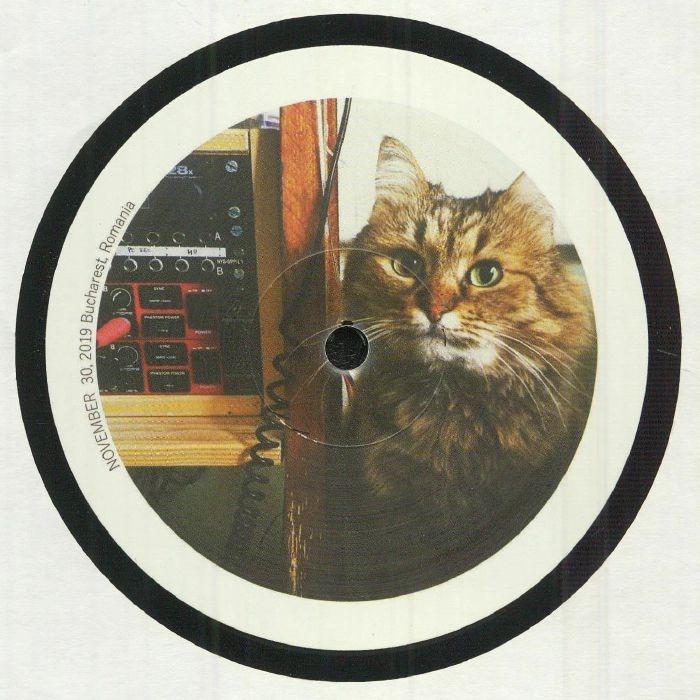 "(  TK 001 ) AVERAGE JOE - Cool Cat EP (12"") Toolkit Romania"