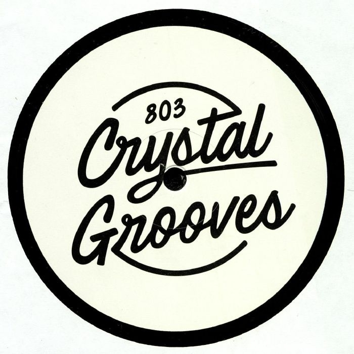 "( 803CG 001 ) CINTHIE - Crystal Grooves 001 (12"") 803 Crystalgrooves Germany"