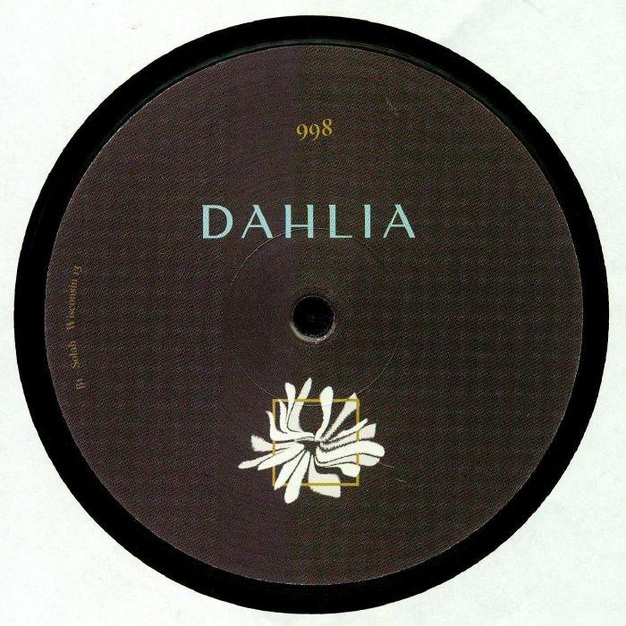 """( DAHLIA 998 ) SOLAH - DAHLIA 998 (12"""") Dahlia Barcelona"""