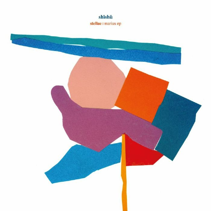 "( SHSH 001 ) STELLAE - Marius EP (12"") Shishu"