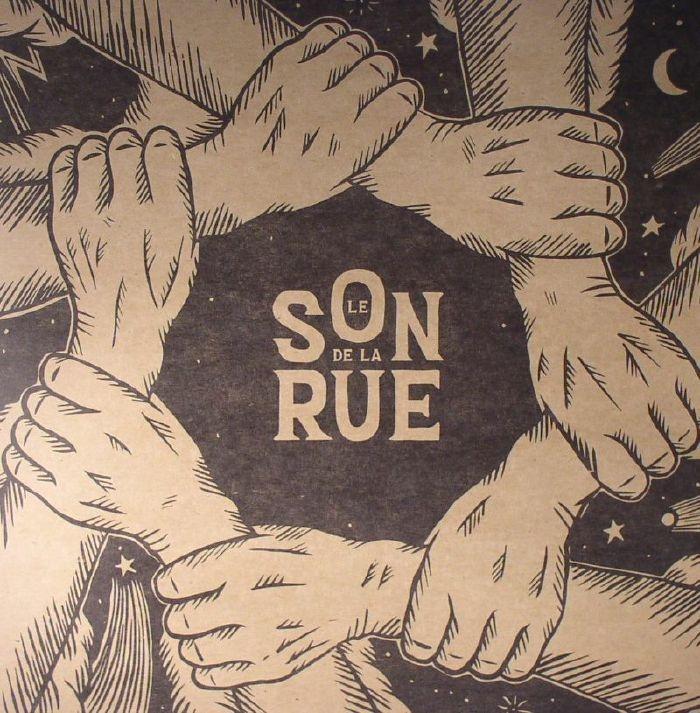 ( R2P 020 ) VARIOUS - Le Son De La Rue (2xLP) Rue De Plaisance France