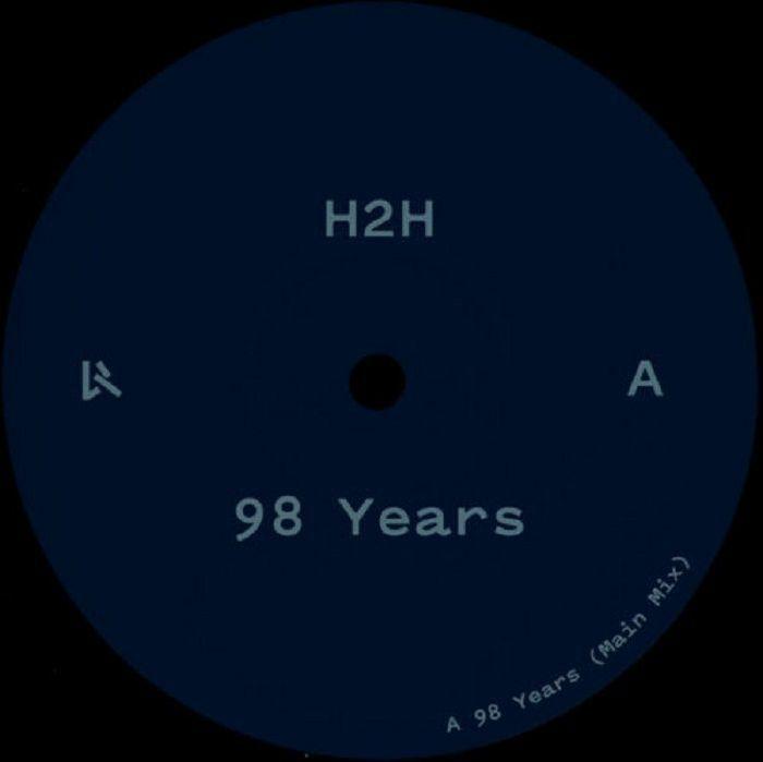 "(  LOG 76 ) H2H - 98 Years (12"") Logistic France"