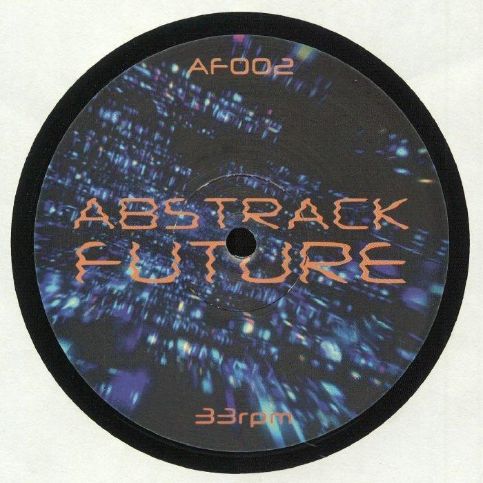 """( AF 002 ) JUAAN / RULO - AF 002 (12"""") Abstrack Future Germany"""