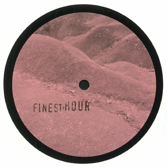 """( FH 11 ) Robin ORDELL -  FH11 EP (12"""") Finest Hour Germany"""