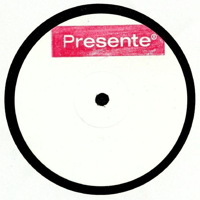 "( EEE 02 ) PRESENTE - Presente 02 (hand-stamped 12"" + insert) Presente"
