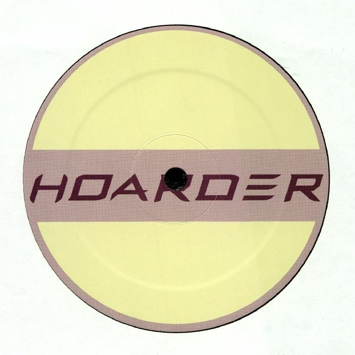 "( HOARD 007 )  NEIK -  Nextu EP (12"") - Hoarder Netherlands"