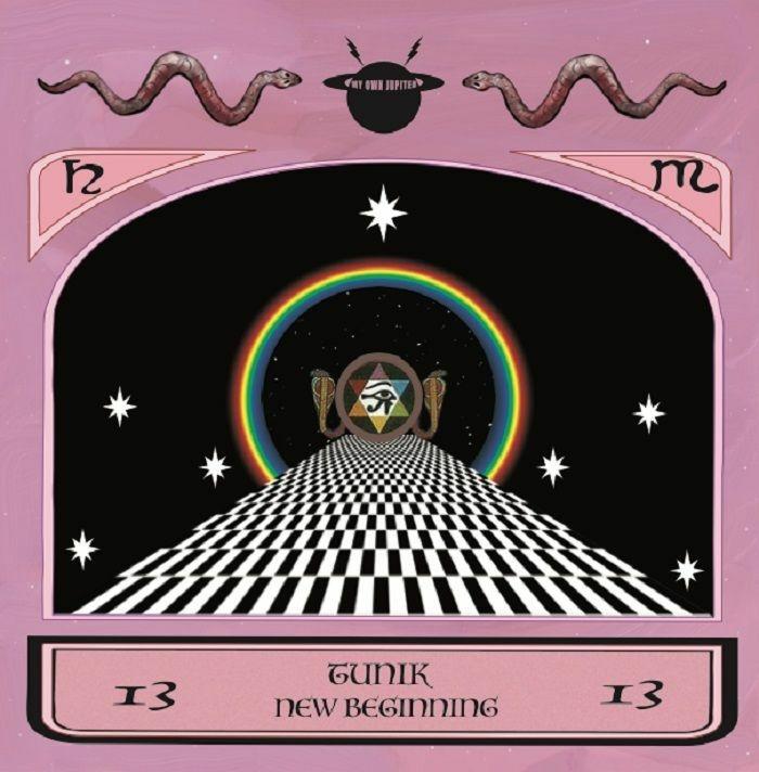 """( MOJ 13 ) TUNIK - New Beginning (12"""") My Own Jupiter"""