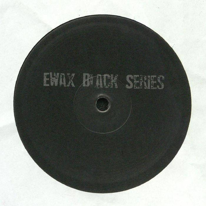 "( EWXB 002 ) UNKNOWN -,EWax Black Series 002 (12"") - EWax Germany"