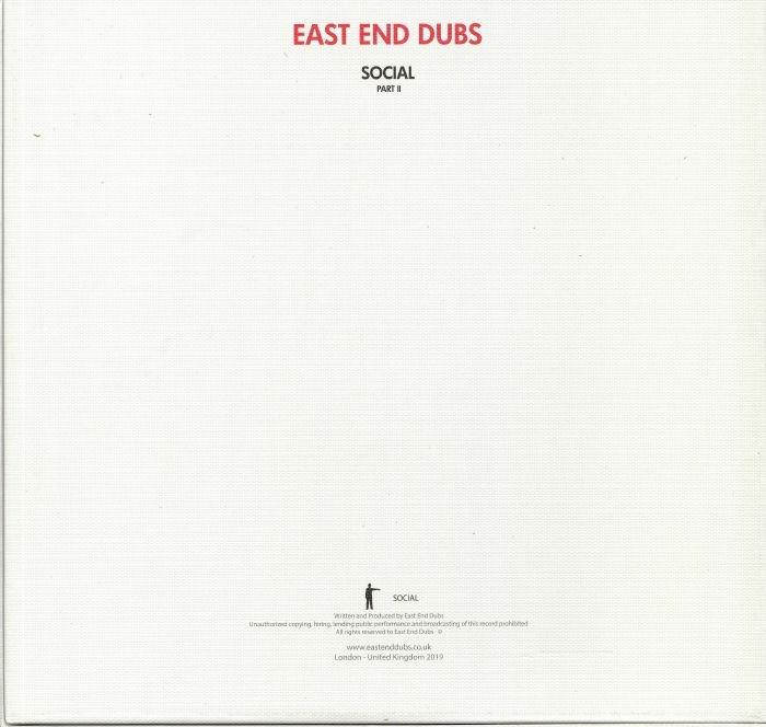 "( SCLBOX 2 )  EAST END DUBS - Social Part 2 (180 gram vinyl 5x12"" box) Social"