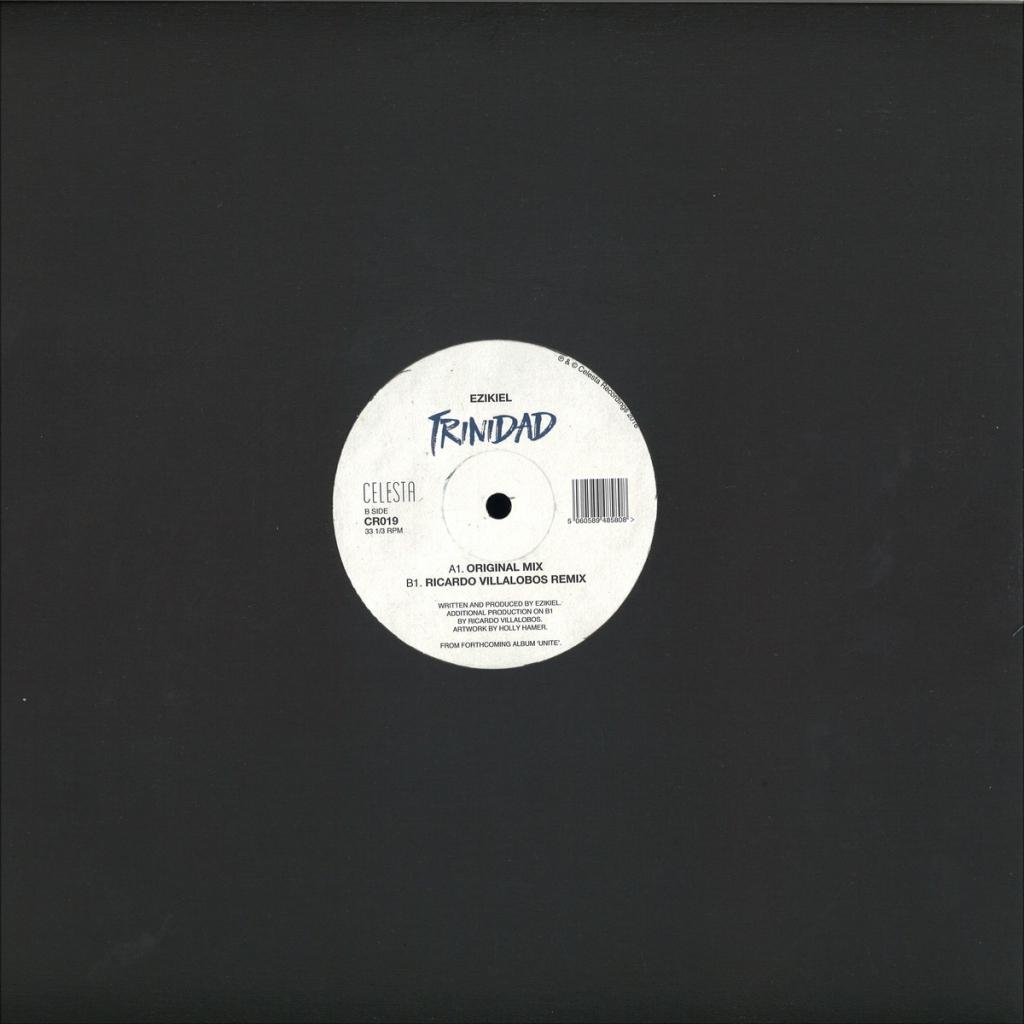 "( CR 019 ) Trinidad EZIKIEL - Trinidad (12"") Celesta Vinyl UK"