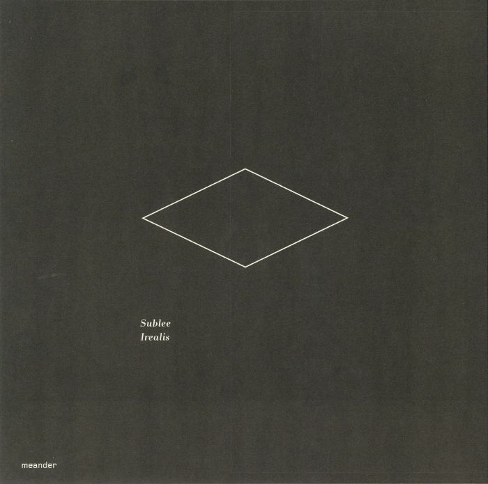 "(  MEANDER 024 ) SUBLEE - Irealis (180 gram vinyl 12"") - Meander Germany"