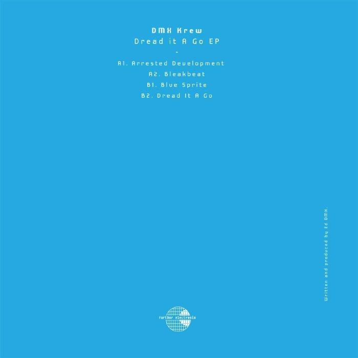 "( FE 042 ) DMX KREW - Dread It A Go EP (limited 12"") Furthur Electronix"