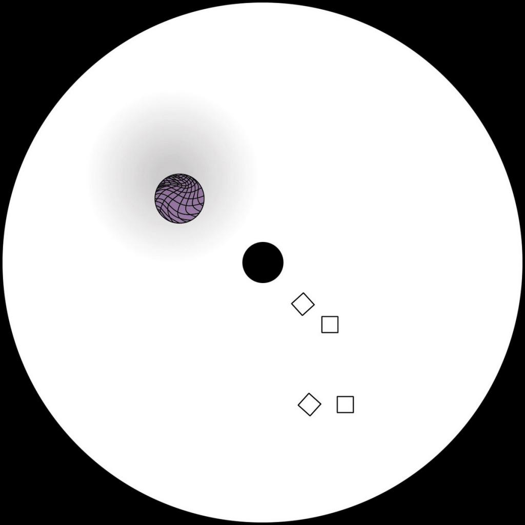 """( PROS 006 ) Alex MARTIN - Asimov EP (12"""") Propersound"""