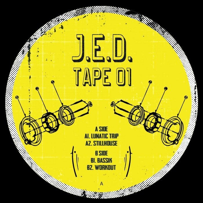 "( JED 01 ) JED TAPE JED - Tape 01 (12"") JED Tapes"