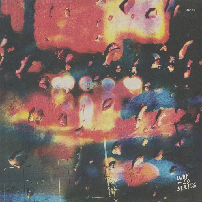 "( WSS 009 ) Derek CARR - Right Time Right Place EP (12"") Why So Series"