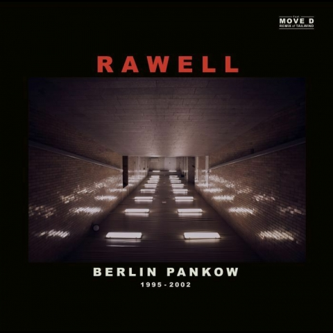 ( RERE O4 ) RAWELL - Berlin Pankow (2xLP) Red Ember Australia