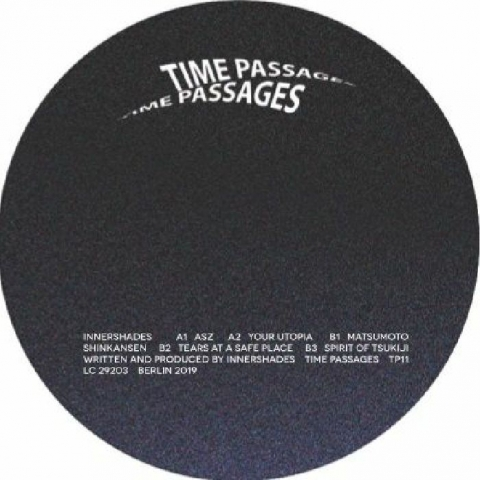 "( TP 11 )  INNERSHADES - ASZ (12"") Time Passages Germany"