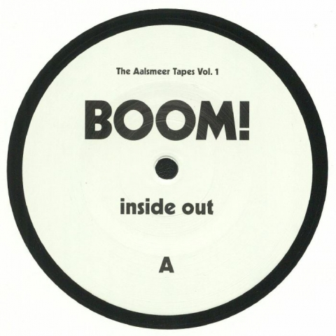 "( BOOM 001 ) BOOM - The Aalsmeer Tapes Vol 1 (12"") Boom! Germany"