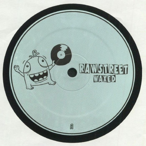 "( RWXD 001 ) Franco RADETICH - Empty EP (12"") Rawstreet Waxed"