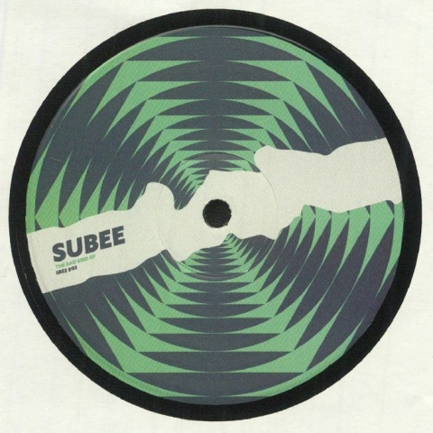 "(  SBEE 003 ) Mathijs SMIT- The Bad Bird EP (incl Huerta remix) (180 gram vinyl 12"") Subee"