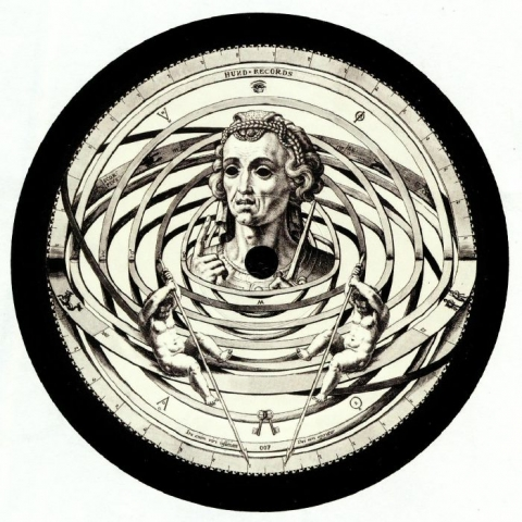 "( HUND 007 ) SWOY - Odd EP (12"") HUND"