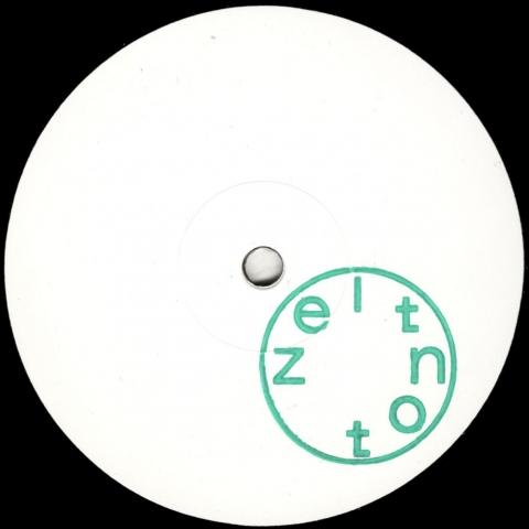 ( ZEIT 003 ) Boneless One – Chip Creep EP  (12″) Zeitnot